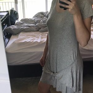 NWT Gray Dress